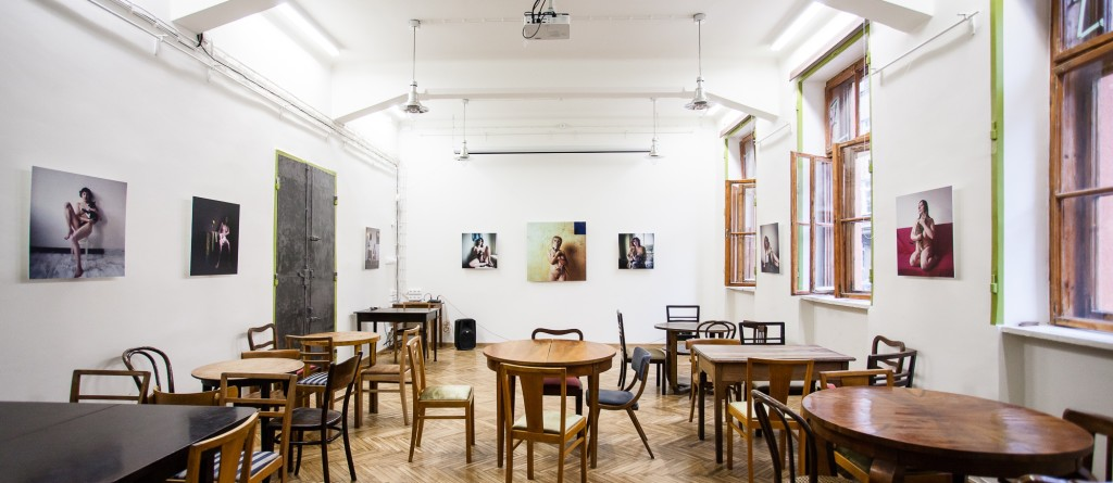 Atlantyda w Artefakt Cafe